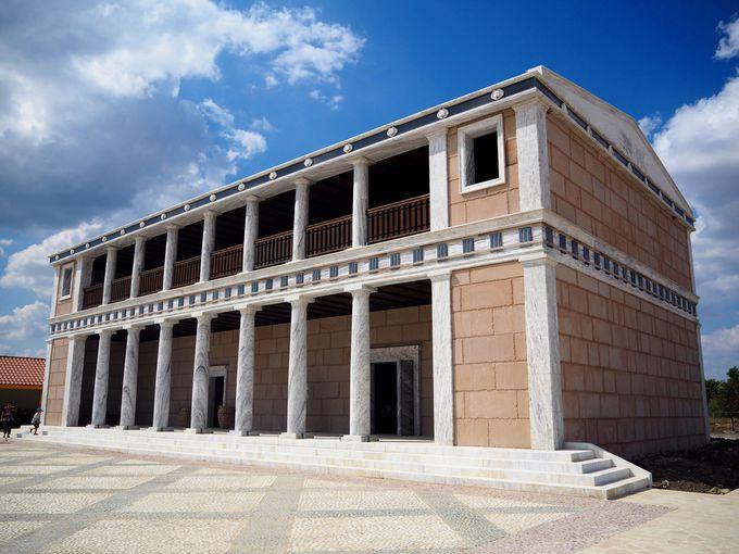 Тракийски дворец