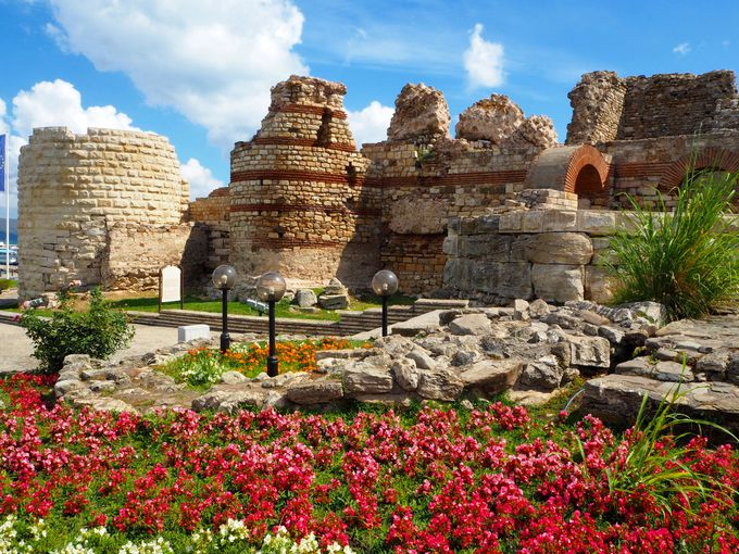 Входната крепост