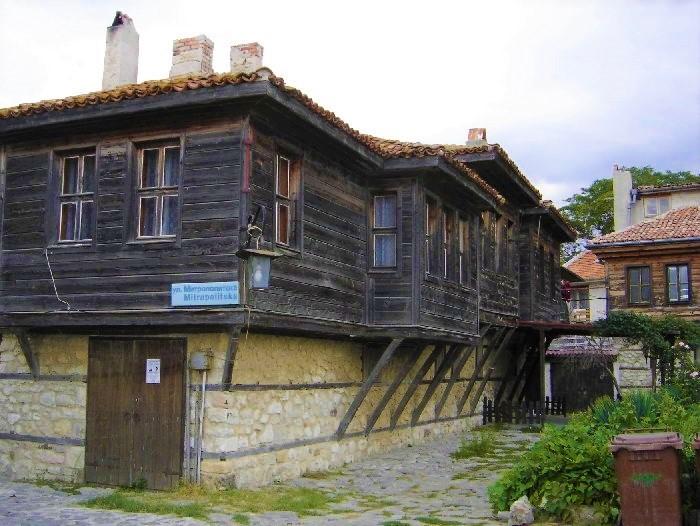Традиционна къща