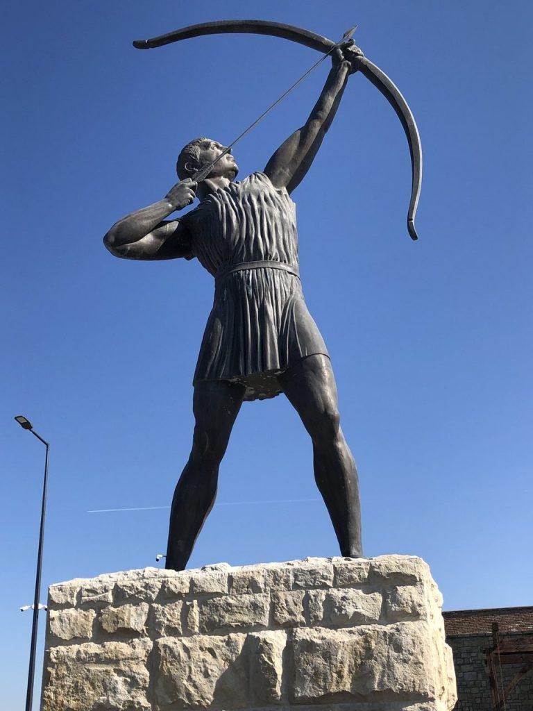 Тракийският стрелец