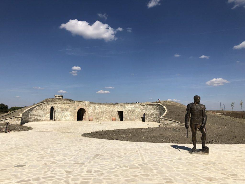 Паметникът на Спартак