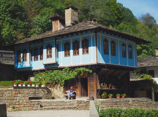 Къщата на Петър Сака